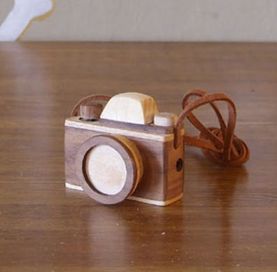 The Tree Camera: A MP3 Player In Disguise