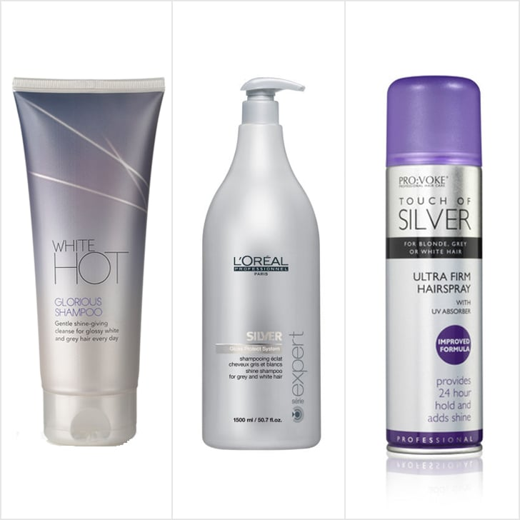 best styling products for gray hair best products for grey hair popsugar uk 6174
