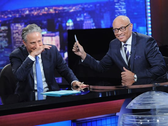 Jon Stewart Will Send Off Larry Wilmore and The Nightly Show