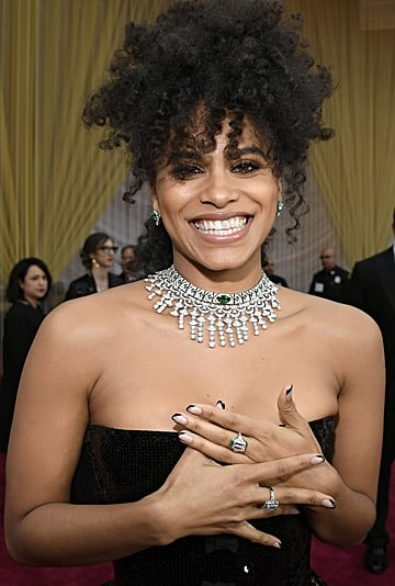 Oscars 2020: Celebrities' Modern French Manicures