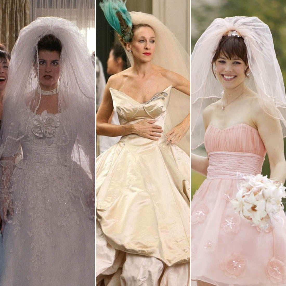Movies Wedding Dresses