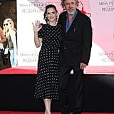 Winona Ryder Showed Up at Tim Burton's Handprint Ceremony After Her Name Was Said 3 Times