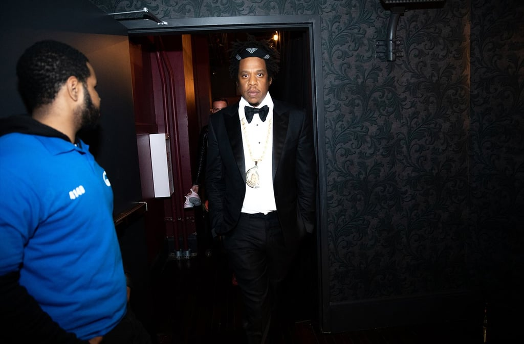 Beyoncé and JAY-Z Shower Themselves in Champagne and Pure Joy at the B-Sides 2 Concert