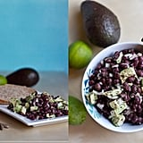 Avocado and Lime Black Bean Salad