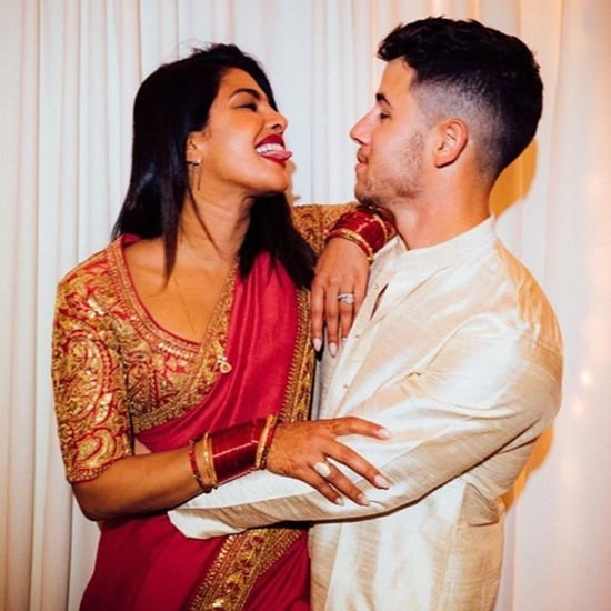 Priyanka Chopra and Nick Jonas Celebrate First Karva Chauth