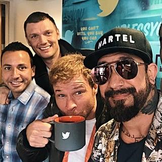 Backstreet Boys Dubai Gig