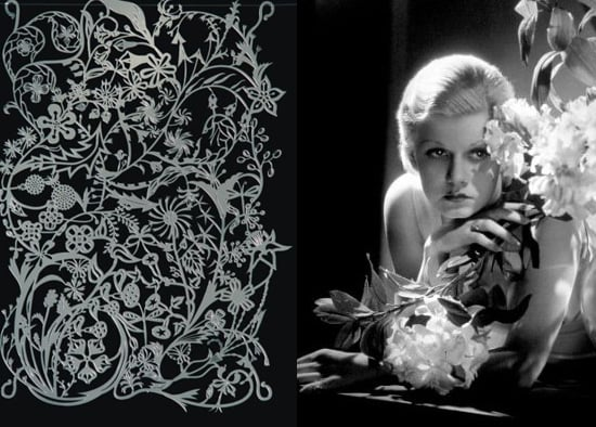 Inspired:  Jean Harlow