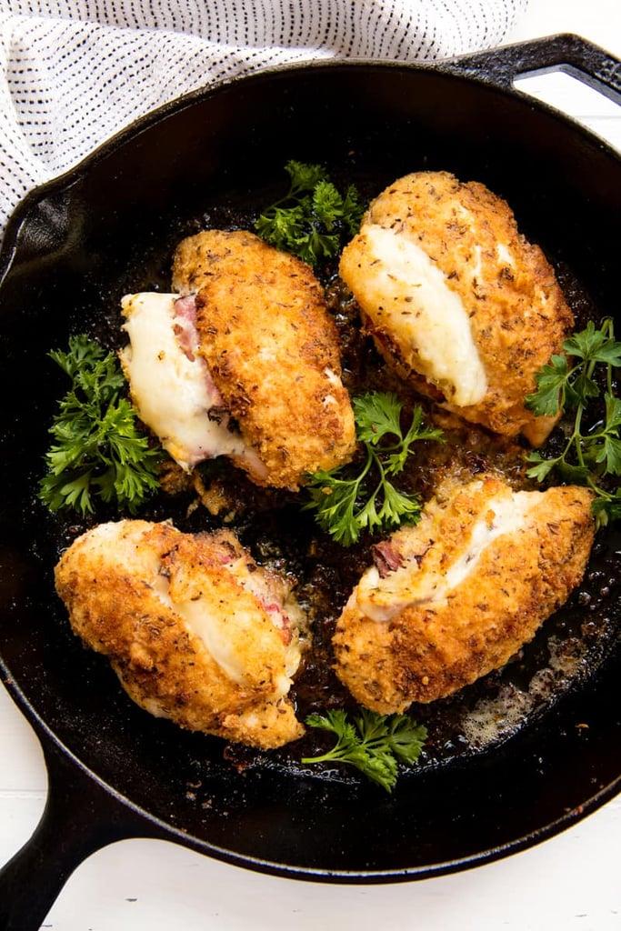 Reuben-Stuffed Chicken