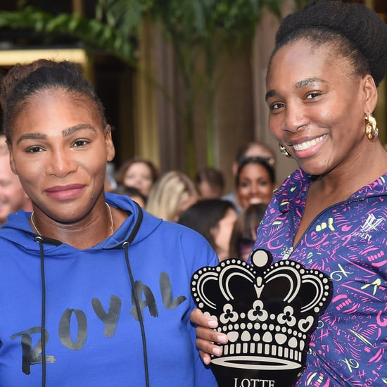 Serena Williams Quotes on Venus as a Aunt
