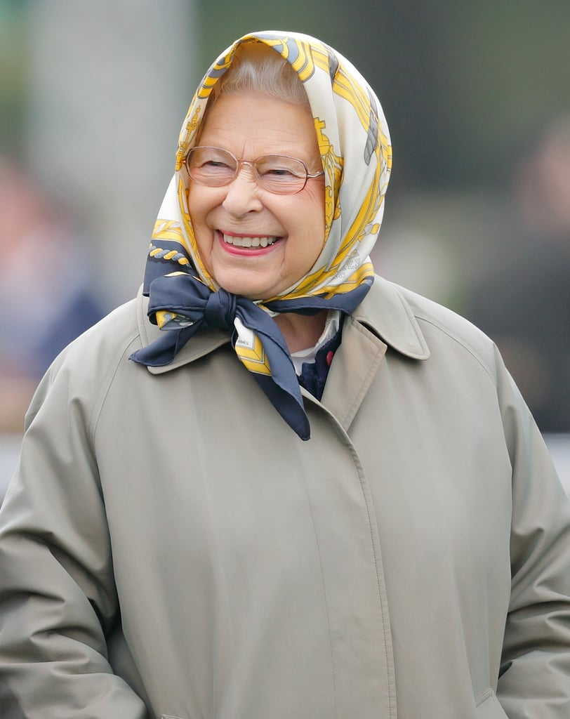 "Elizabeth was going incognito during a walk in Scotland when a local resident commented that she ""looked just like the queen."" ""How reassuring,"" she replied. During a state visit, when an escort commander was blocking the crowd's view of the royal carriage: ""Actually, Captain, I think it's me they've come to see.""  Protesters threw eggs at the queen during a visit to New Zealand, after which she quipped, ""I myself prefer my New Zealand eggs for breakfast.""  When asked her thoughts on Niagara Falls while visiting Canada, she remarked, ""It looks very damp.""  James Bond actor Roger Moore's then-wife once asked the queen why she carried her purse around with her at Buckingham Palace. She replied, ""This house is very big, you know."""