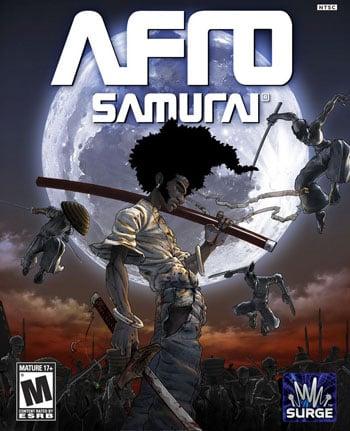 Afro Samurai Screenshots