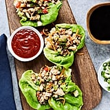 Keto Asian Chicken Lettuce Cups