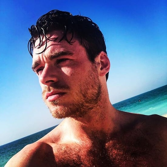 Richard Madden Shirtless Pictures