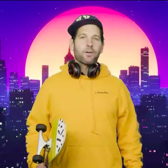 Paul Rudd Asks Fellow Millennials to Wear Masks in Funny PSA