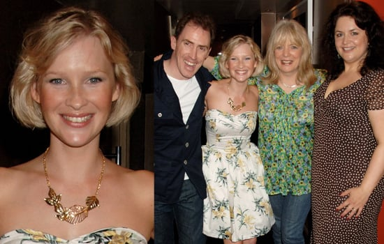 "Joanna Page Is Joined By Her Gavin And Stacey Castmates At The ""Fat Pig"" Press Night"