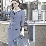 Pan Am Stewardess