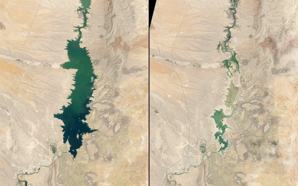 Lake Change, New Mexico