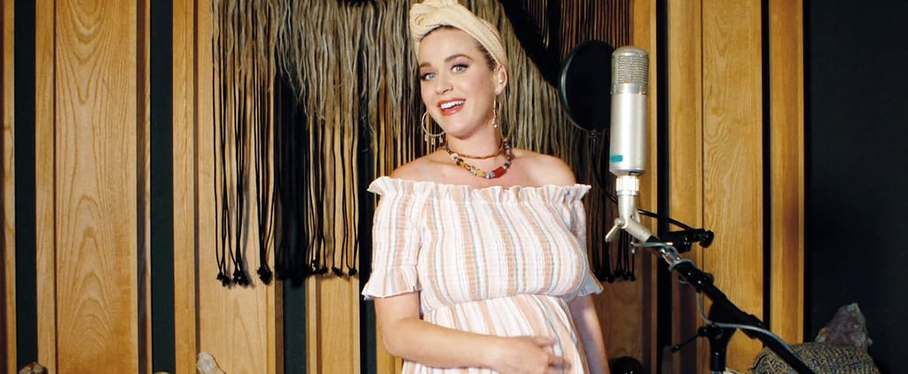 Katy Perry Wore an $18 Maternity Dress For Shein Together