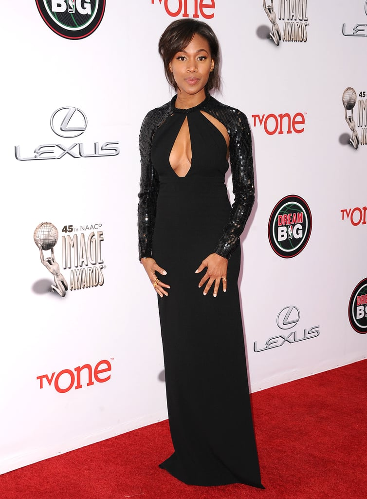 Nicole Beharie was nominated for outstanding actress in a motion picture and outstanding actress in a drama series.