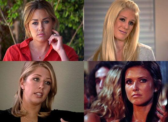 "The Hills Recap Quiz: Episode Six, ""You Always Miss a Best Friend"" Lauren Conrad, Audrina Patridge, Heidi Montag, Whitney Port"