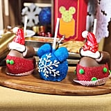 Holiday Candy and Caramel Apples