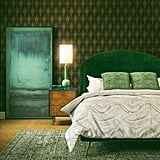 The Wizard of Oz-Inspired Eclectic-Style Bedroom