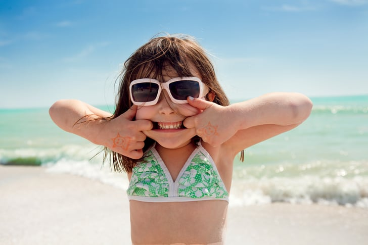 30 Must-Take Photos to Snap of Your Kids This Summer