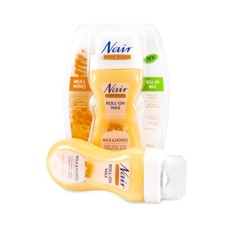 Nair Salon Divine Roll On Milk & Honey, $14.99
