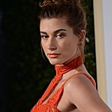 Hailey Baldwin Has the Bold Globes Look You Didn't See Coming