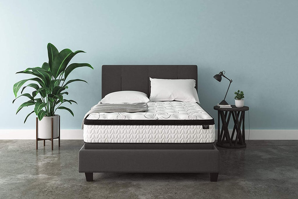 Signature Design by Ashley 12 Inch Chime Express Hybrid Innerspring Firm Mattress