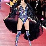 Victoria's Secret Fashion Show Runway Pictures 2018