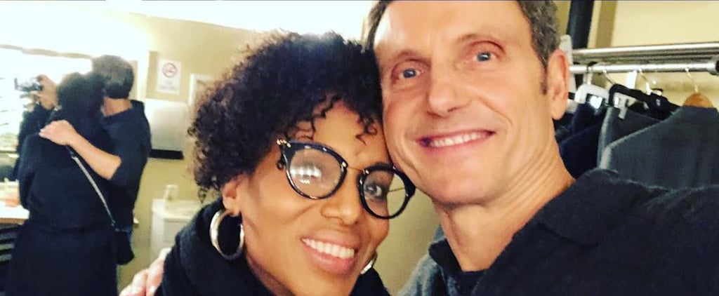 Scandal Cast Reunion at Broadway Pictures 2018