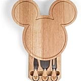 Picnic Time Disney Mickey Mouse Four-Piece Cheese Board Set ($45)