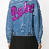 Forte Dei Marmi Couture Babe Denim Jacket
