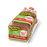 Nature's Own Sugar Free 100% Whole Grain Bread