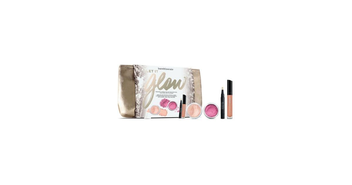 BareMinerals Let It Glow Christmas Gift Set