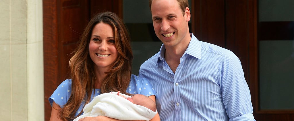 7 Things You Probably Forgot About Prince George's Royal Birth