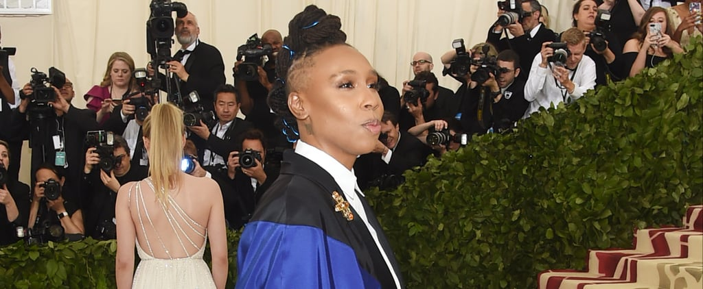 Lena Waithe Outfit at the Met Gala 2018
