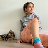 Pajama Pants With a Hoodie