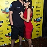 Channing Tatum and Jenna Dewan at SXSW.