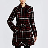 Tommy Hilfiger Women's Belted Wool Coat ($67)