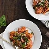 Slow-Cooker Italian Barley and Italian Sausage