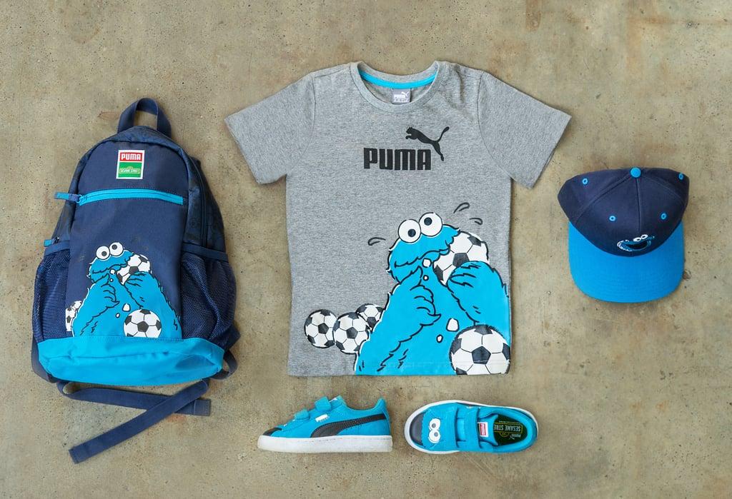 Puma's Sesame Street Collection