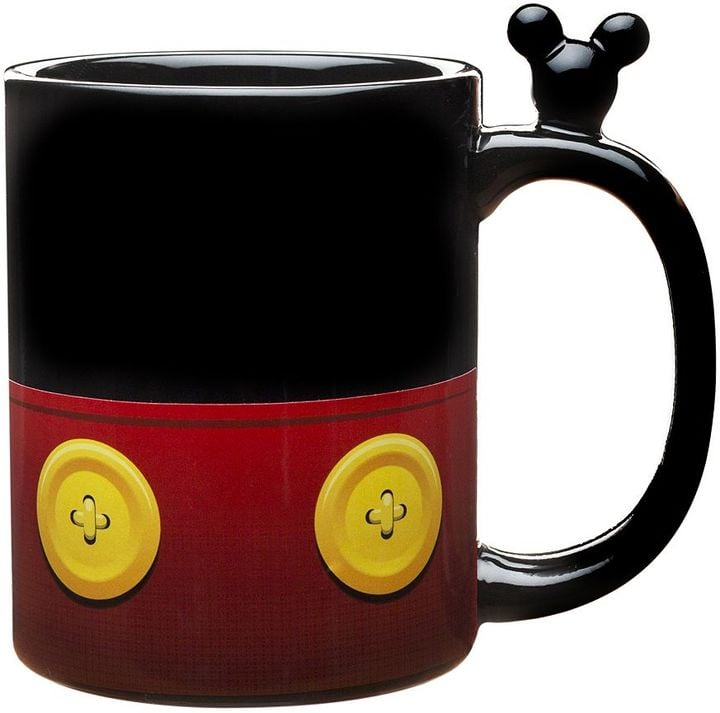 Mickey Mouse Coffee Mug Cheap Disney Gifts For Adults Popsugar