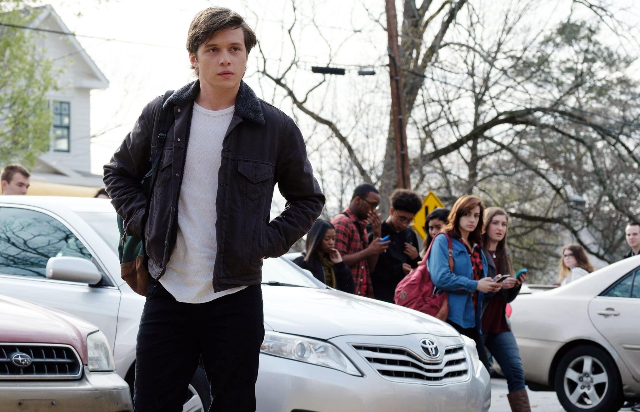 LOVE, SIMON, Nick Robinson, 2018. ph: Ben Rothstein /TM & copyright  Twentieth Century Fox Film Corp. All rights reserved. /Courtesy Everett Collection