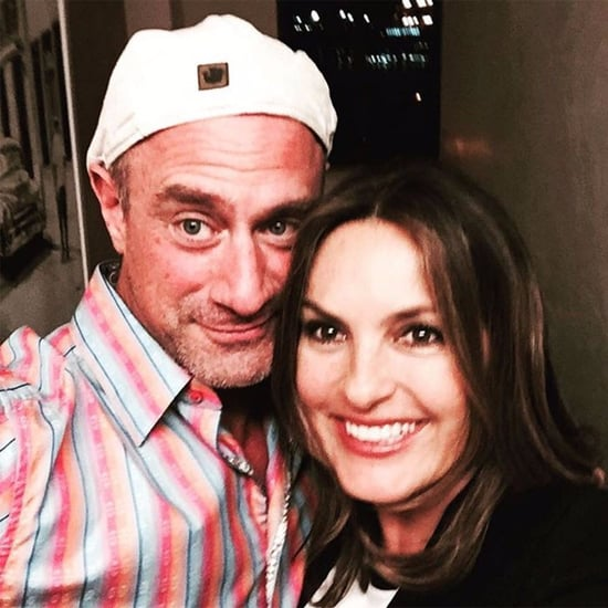 Mariska Hargitay and Christopher Meloni Photo April 2017