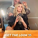 Katy Perry's Blond Lob