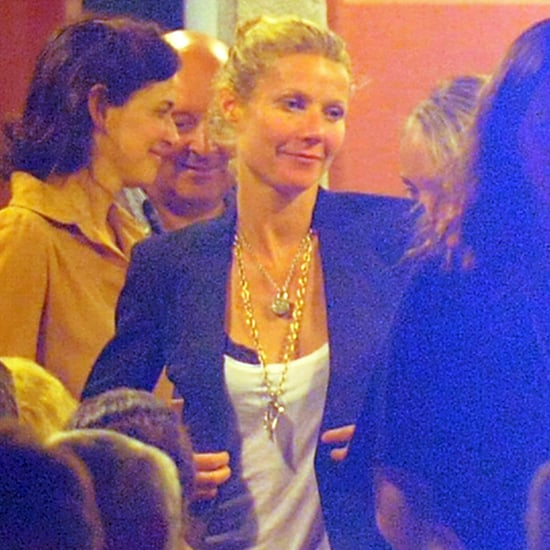 Pictures Of Gwyneth Paltrow And Chris Martin In Italy