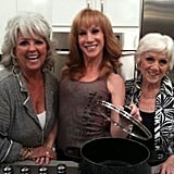 Cooking Up Laughs