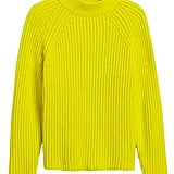 Chunky High Crew-Neck Sweater